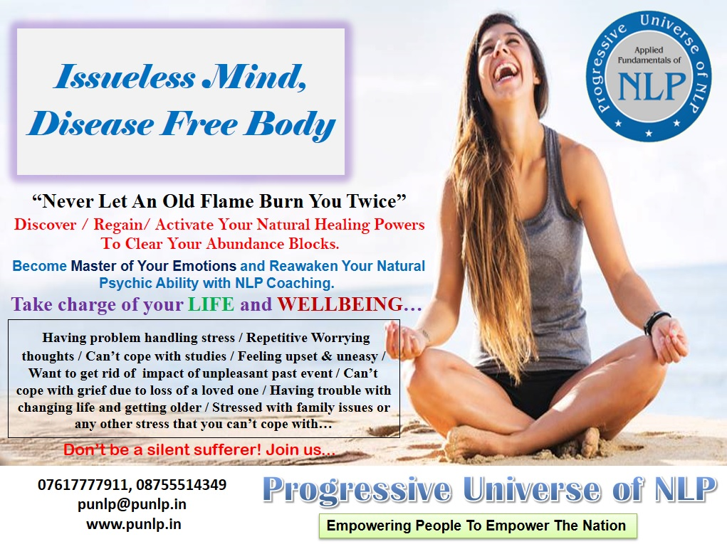 Issueless Mind Disease Free Body